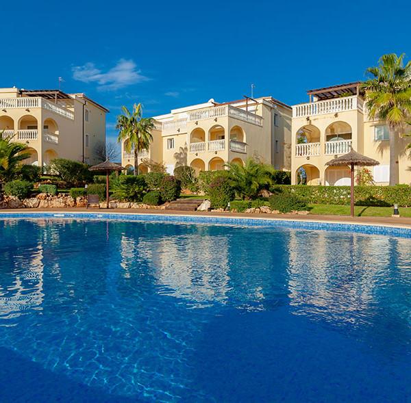 Apartamentos Great Mediterranean en Cala Anguila