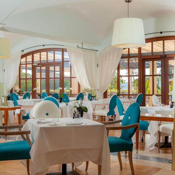 Restaurante Aqua y Castell de Son Vida