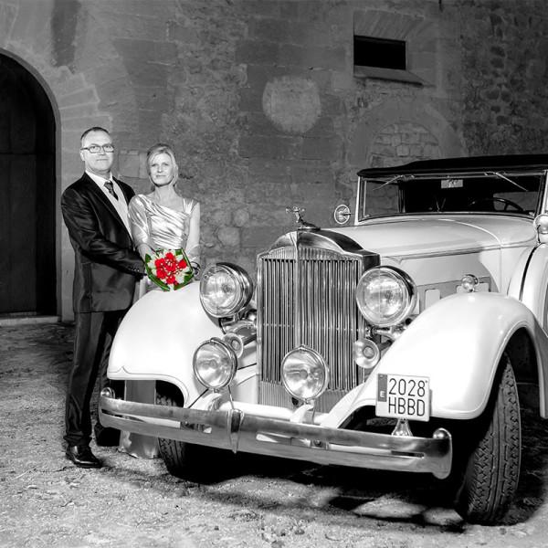 Tomeu y Ans - Una boda a lo Velvet