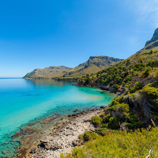 Mallorca, el color del Paraíso.