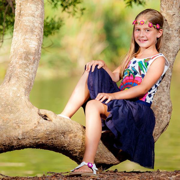 Previo Comunión de Neus - Fotografía Profesional Infantil y Familiar