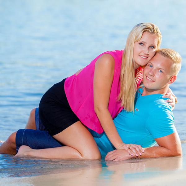 Anna & Dennis - Professionelle Foto-Shooting in Porto Cristo