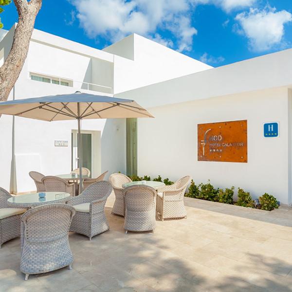 Hotel Cala D'Or - Arquitectura, diseño y decoración de la mano de G4 Deco