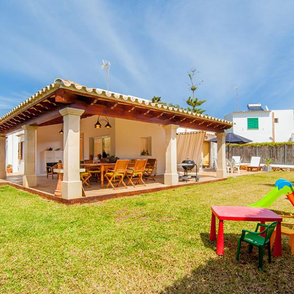 Espectacular casa para Alquiler Vacacional en Cala Egos - Fotografía Interiorismo