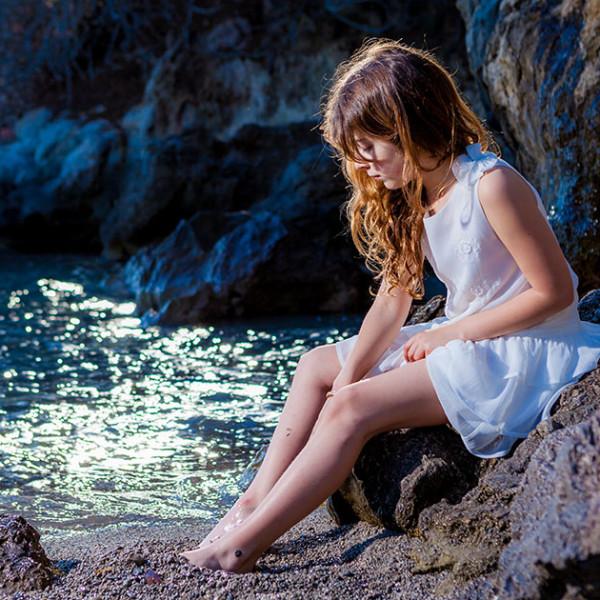 Fotografía Infantil - Pre-Comunión con Margalida
