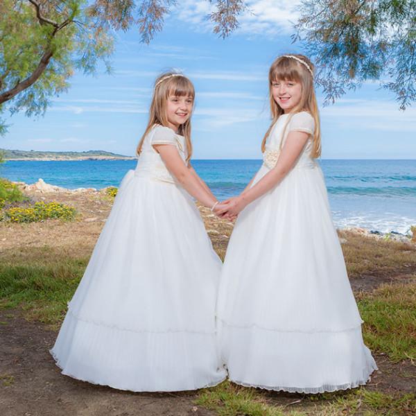 Fotografía Profesional - Comunión Catherine & Isabelle