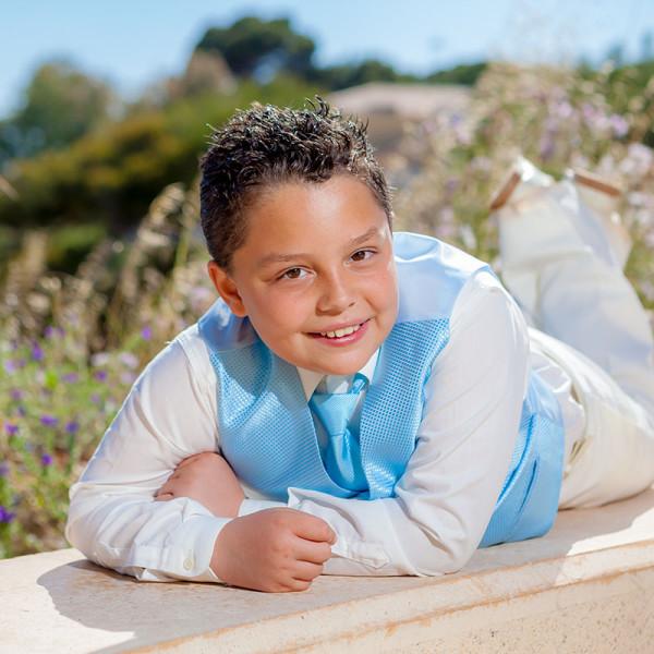 Book Comunión Yeray - Fotografía Profesional Infantil