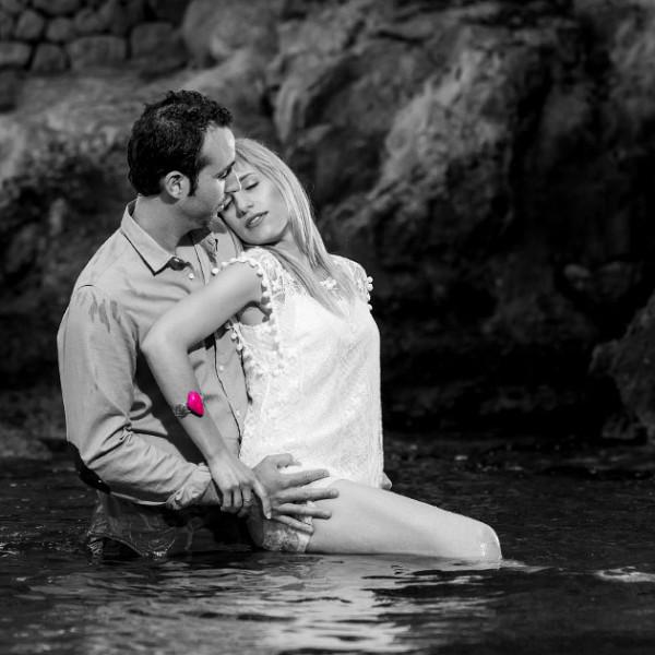 Prenupcial Fran y Silvia - Fotografía Profesional de bodas