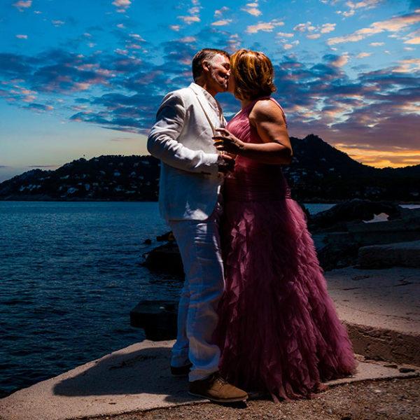 Boda Mar y Luis - Fotografía Profesional de Bodas