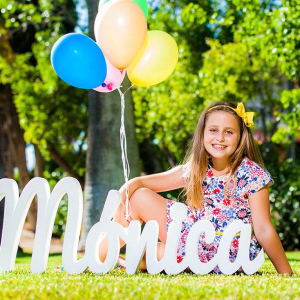 Previo Comunión Mónica - Fotografía Profesional Infantil