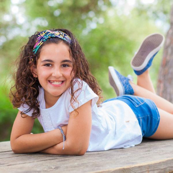 Previo Comunión Helena - Fotografía Profesional Infantil