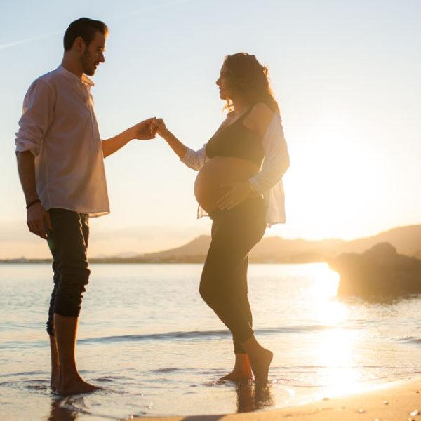 Book Embarazo Sther - Fotografía Profesional Embarazadas