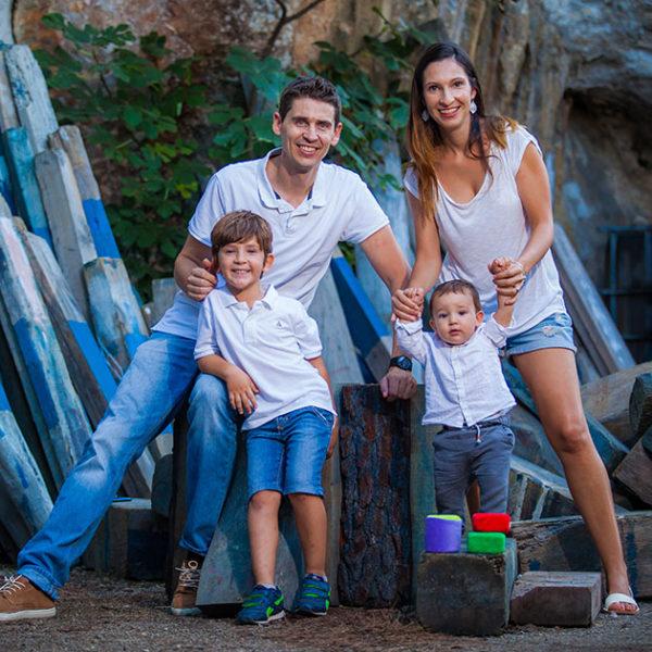 Book familiar Christian & Trini - Fotografía Profesional Familias