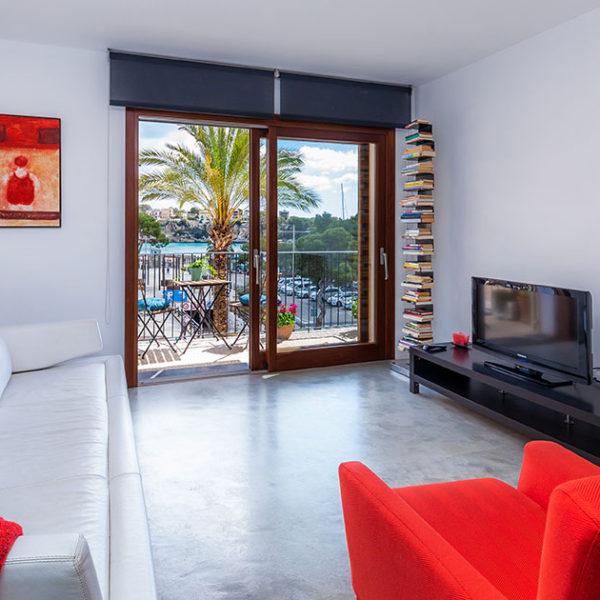 Bonito piso en Porto Cristo - Fotografía Profesional para Alquiler