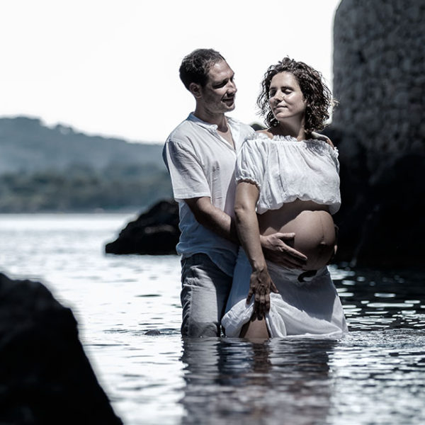 Sesión Premamá Silvia - Fotografía Profesional Embarazo